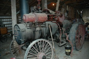 sawyer & massey traction engine bobcaygeon museum