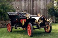 Our 1907 REO model A touring car, 105 years young!