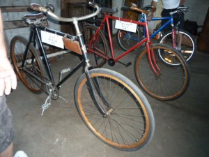 kawartha lakes oldest bicycles vintage cycling