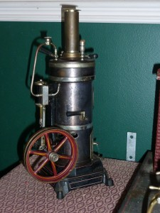toy steam engine Bing